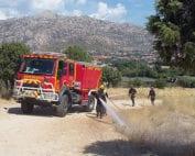 bomberos-Madrid