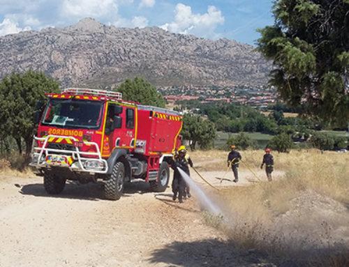 150 plazas de bombero en la Comunidad de Madrid