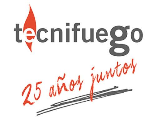 Tecnifuego celebró su 25 aniversario