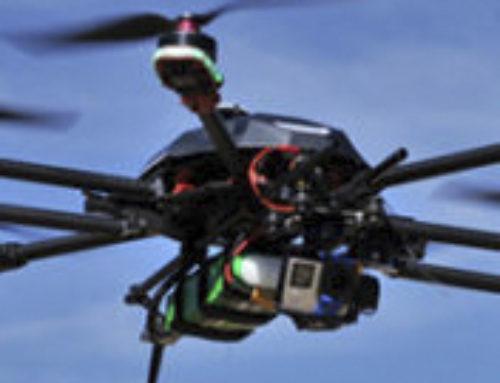 Dron, vehículo aéreo no tripulado (RPA)
