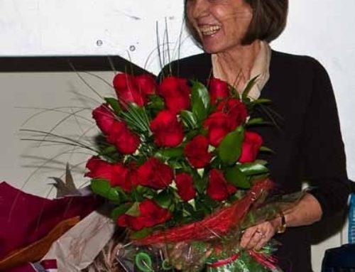 En memoria de Amelia Ramos Monreal, primera presidenta de FAFCYLE