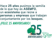 asemfo, 25 aniversario