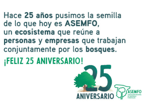 ASEMFO cumple 25 años