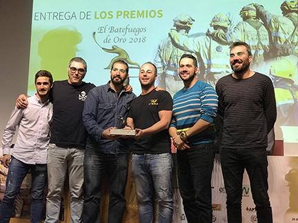 Batefuefos de oro 2018, BRIF Tabuyos del Monte