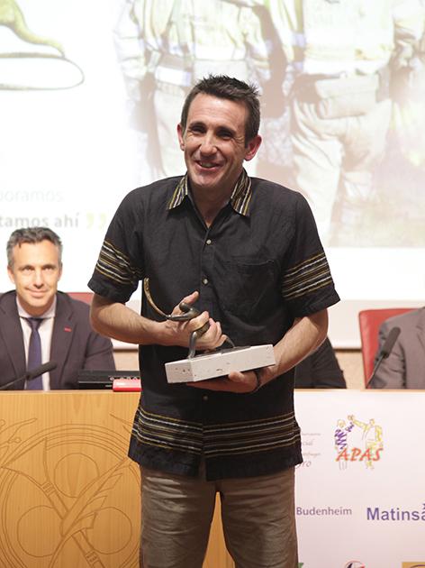 Batefuegos de Oro 2018, José Luis Duce