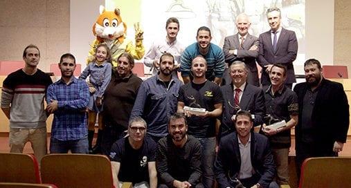 Batefuegos de Oro 2018, premiados, Brif tabuyos, Villaroel, José Luis Duce