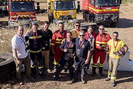 bomberos-forestales-conductores-camiones-renault-campeonato
