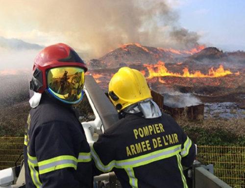 La organización de la extinción de incendios forestales en Francia