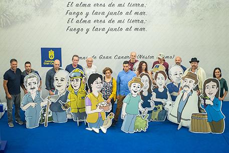 cabildo-canarias-comic-protagonistas
