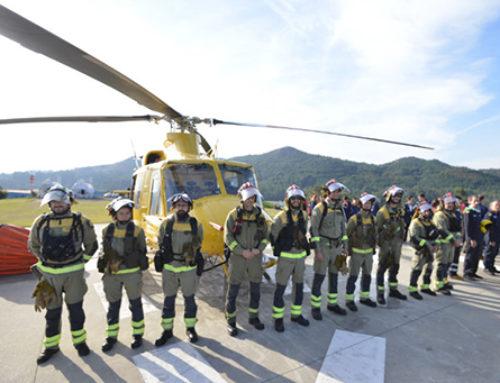 Castilla y León mantiene la declaración de riesgo medio de incendios