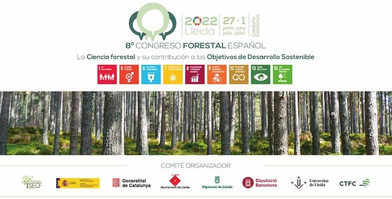 Presentado oficialmente el octavo Congreso Forestal Español