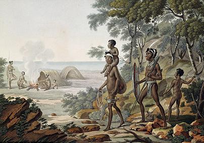 cook-australia-indígenes-fuego