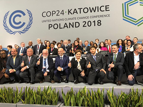 COP24, bosques, Cambio climático