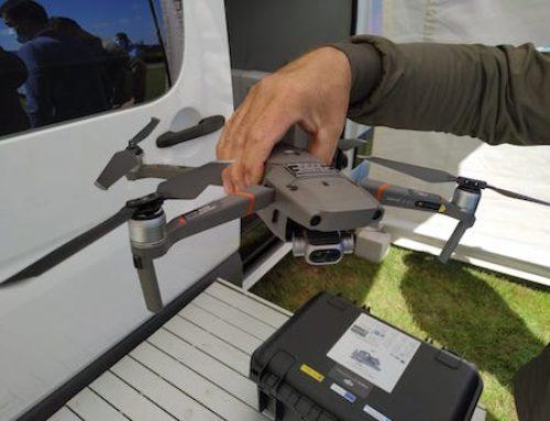 Galicia dispondrá de 12 drones para vigilancia de incendios