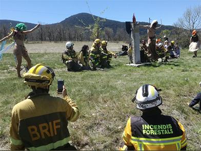encuentro-bomberos-forestales-teatro