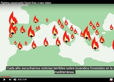 #EUprotecs, Unión Europea, incendios