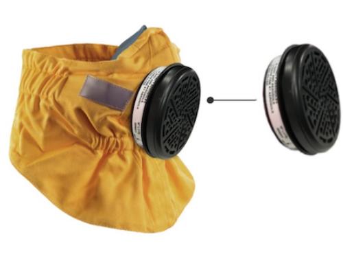 Xtreme Mask, una máscara frente a partículas y vapores