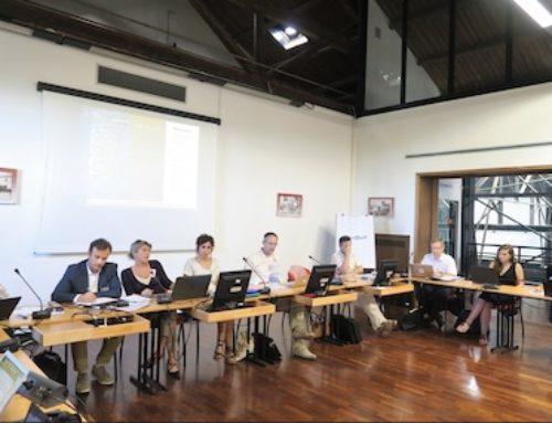 El proyecto Fire In se reúne en Barcelona