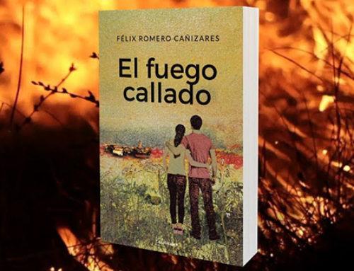 El Fuego callado, segunda novela de Félix Romero