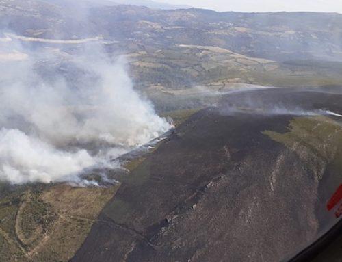 Avanza la ley de prevención y defensa contra incendios de Galicia