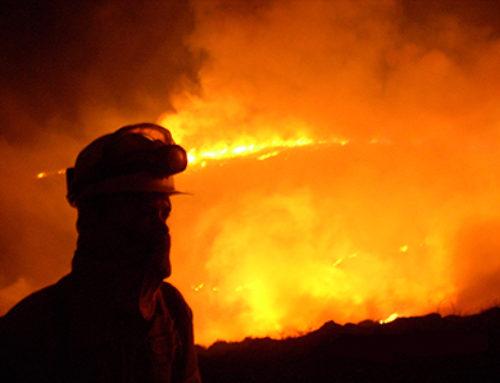 Sin planes de prevención y autoprotección habrá más grandes incendios
