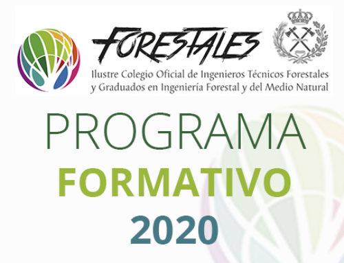 Programa formativo COITFyGIFMN