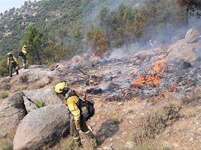 incendio-gavilanes-brif-iglesuela