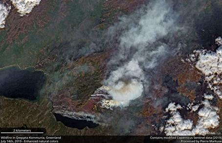 Incendio-Groenlandia-satelite-copernicus