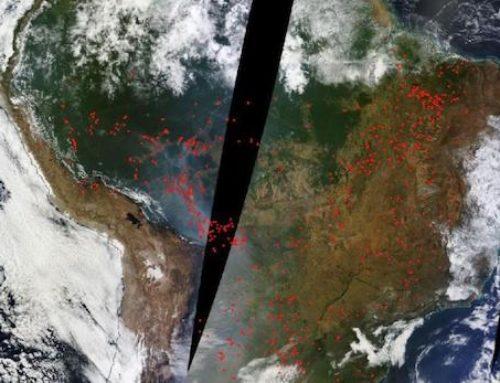 Los incendios en la Amazonía causan una crisis diplomática
