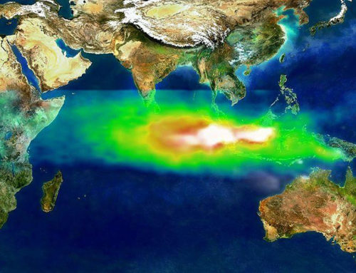 Daños a la salud por incendios en Indonesia