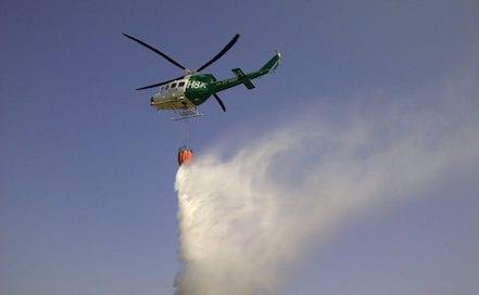 infoca-helicóptero-aznalcóllar