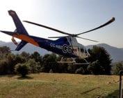 INFOCA, helicóptero