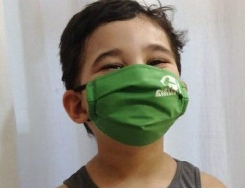 Mascarillas contra el virus y el olvido