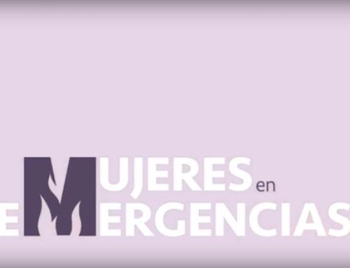 Las mujeres en emergencias se hacen visibles el 8 de marzo