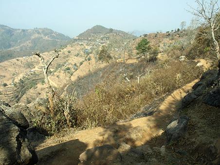 Nepal-Fuego-laderas-arrozales