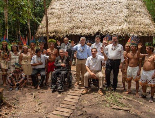 El Pacto Leticia: un compromiso por la Amazonia