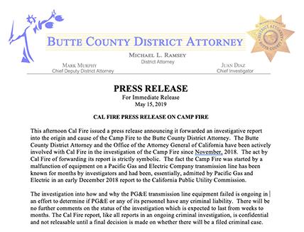 paradise-comunicado-fiscal-distrito-Butte
