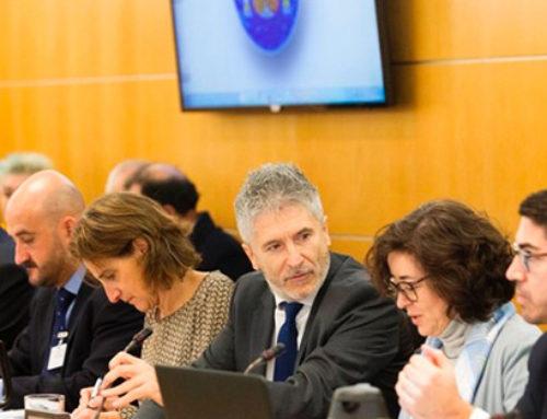 Reunión del Consejo Nacional de Protección Civil