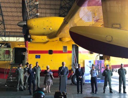España aporta 11 medios al sistema europeo de Protección Civil Rescue