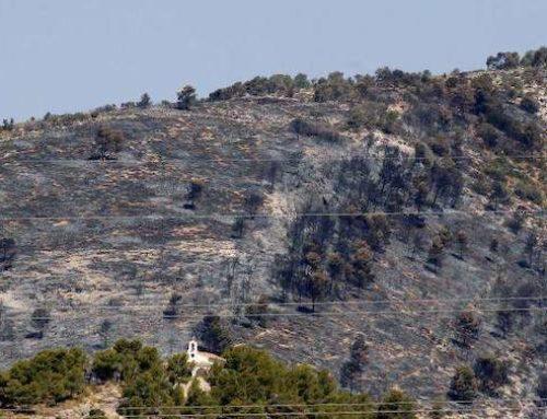 Ayuda para la restauración de los incendios de Beneixama y La Granja