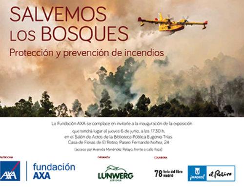 La prevención de incendios protagonista en la Feria de Libro de Madrid