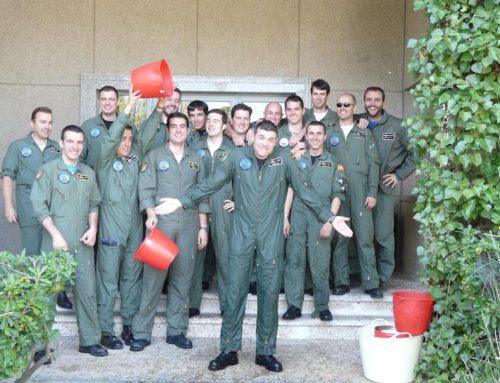 El bautismo de fuego de un piloto de extinción de incendios