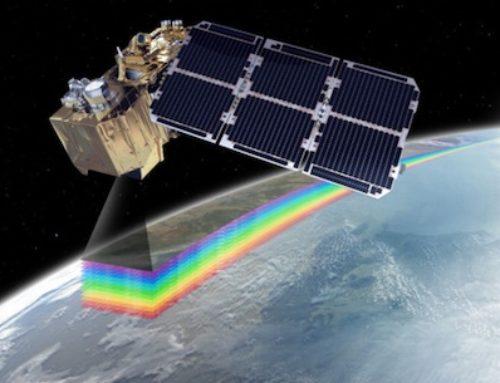 Las imágenes de los satélites y su uso en los incendios forestales