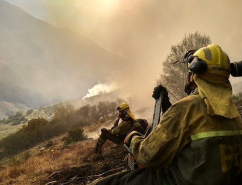 El fuego y los incendios en la literatura III
