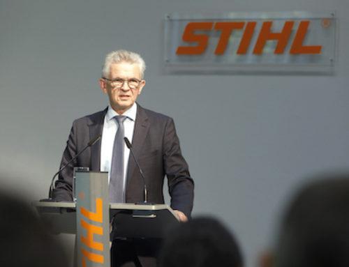 Stihl, baterías eléctricas y digitalización su futuro inmediato