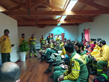 TREX Portugal2018 quemas prescritas