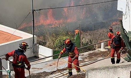 UME-incendios-Canaria